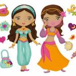 deux princesses