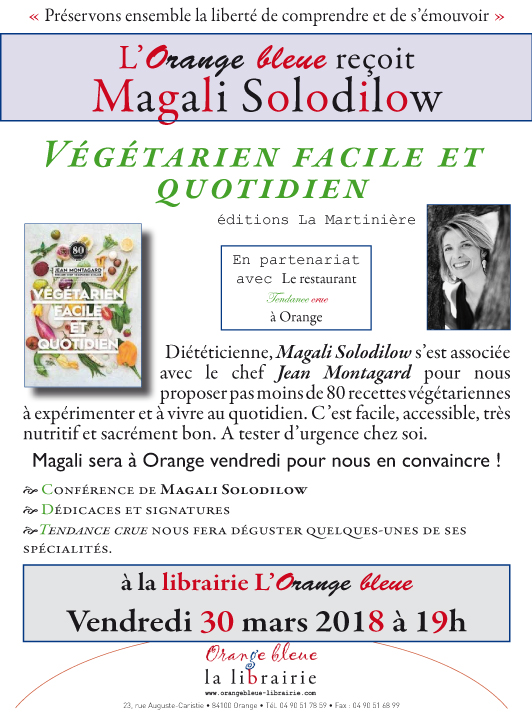 flyer Magali